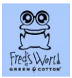 Fred´s World by Green Cotton