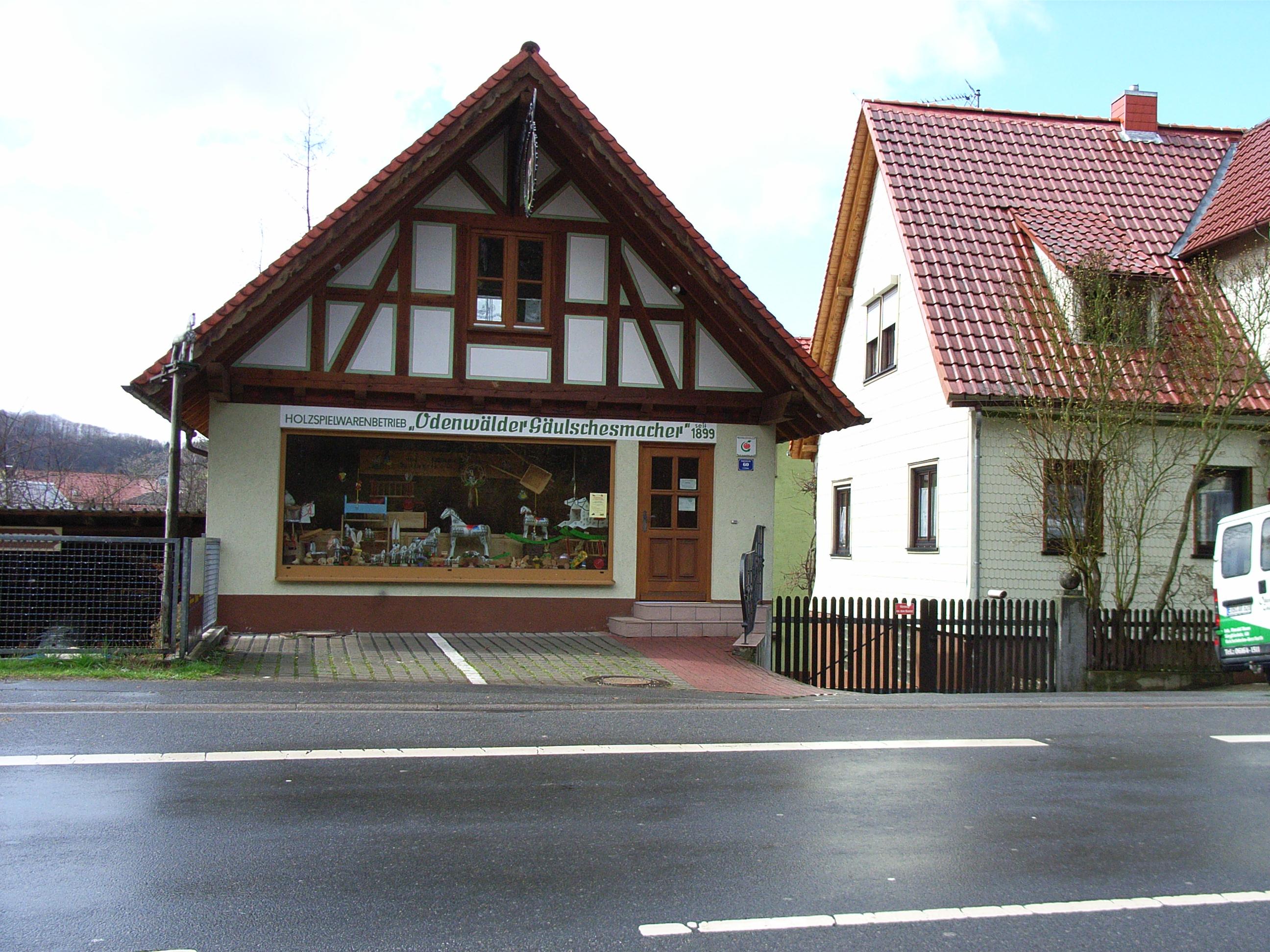 Holzspielwaren Anette Krämer