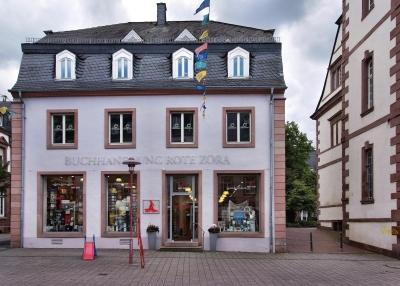 Rote Zora Buchhandlung GbR