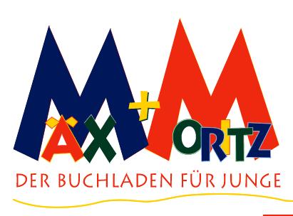 Mäx + Moritz - Die Familien-Buchhandlung