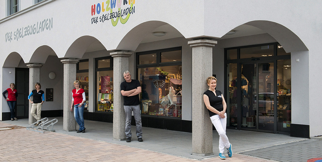 Holzwurm - der Spielzeugladen