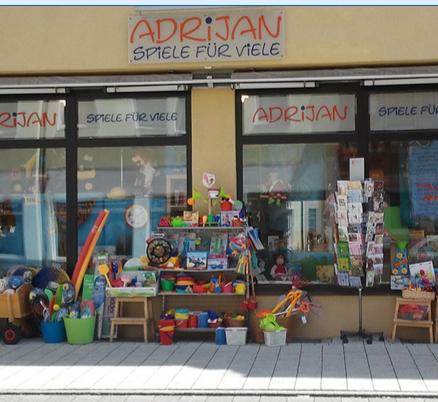 Adrijan - Spiele für Viele