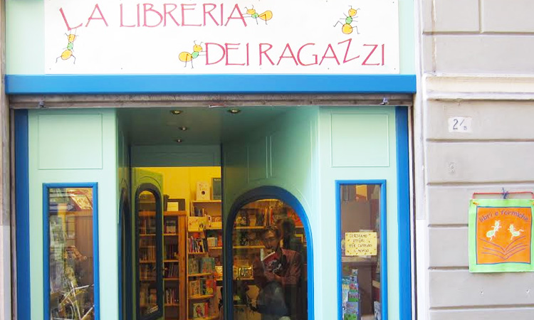 Abako - la Libreria dei Ragazzi