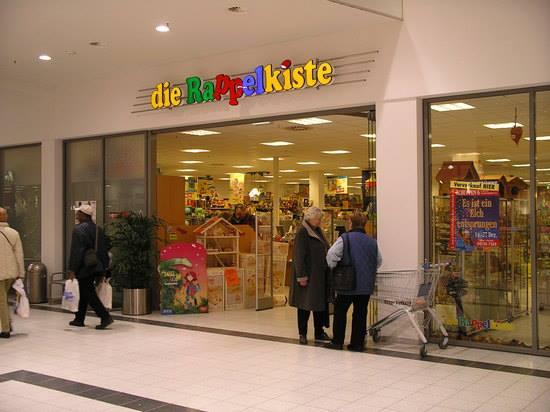 Die Rappelkiste Spielwaren GmbH