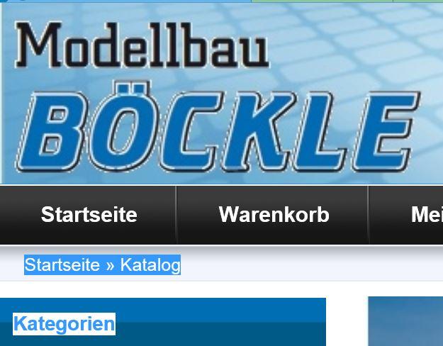 Böckle Spielwaren GmbH & Co. KG