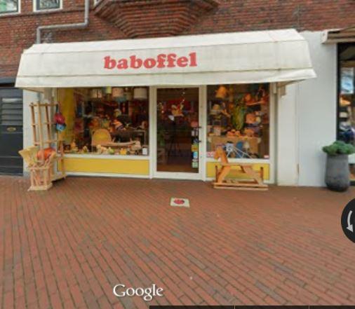 baboffel speelgoed