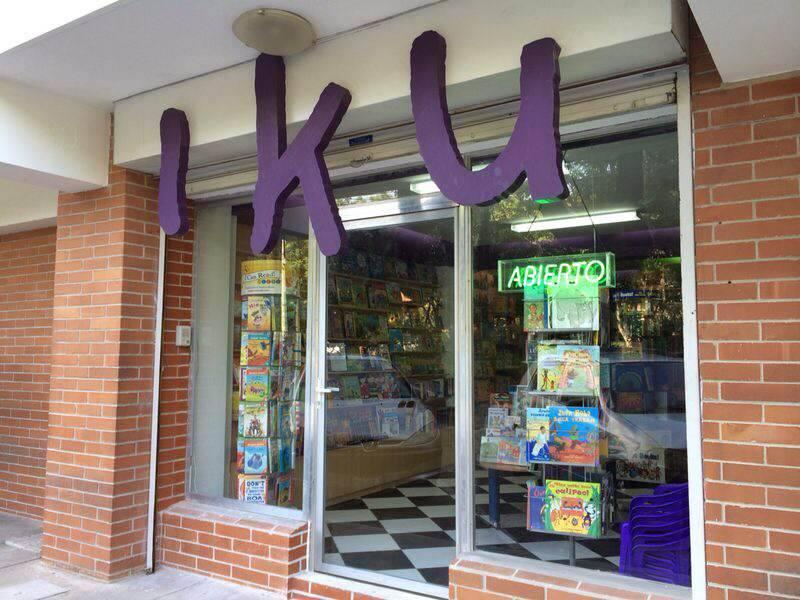 Iku - Libros y Juegos Educativos