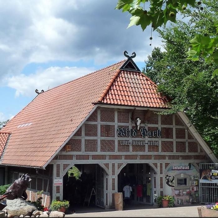Wildpark Lüneburger Heide Tietz KG