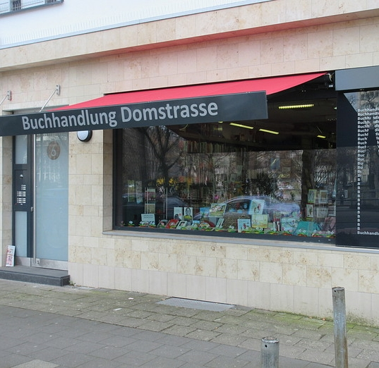 Buchhandlung Domstrasse