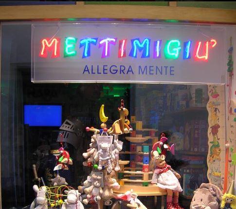 Mettimigiù Allegra Mente