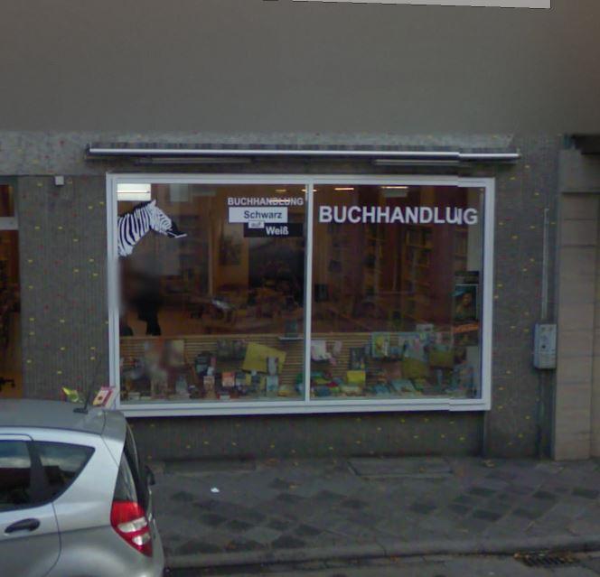 Buchhandlung Schwarz auf Weiß GmbH