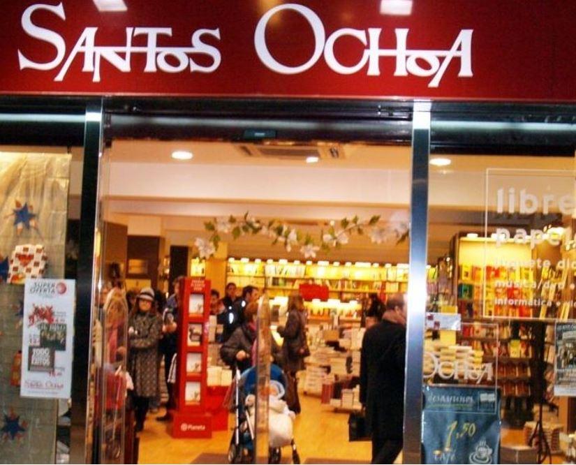 Santos Ochoa Librería